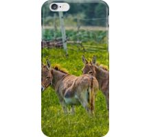 Looking After Junior iPhone Case/Skin