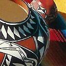Acoma Pots by Moninne Hardie