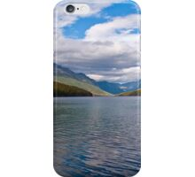 October at Bowman Lake iPhone Case/Skin
