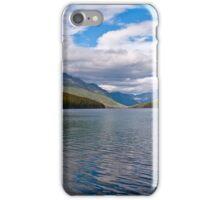 October at Bowman Lake iPhone Case/Skin