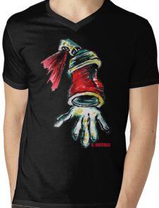 Krypto  Mens V-Neck T-Shirt