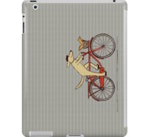 Dog & Squirrel are Friends iPad Case/Skin