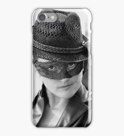 Mystery Girl iPhone Case/Skin