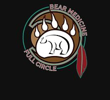 Bear Medicine - Full Circle Unisex T-Shirt