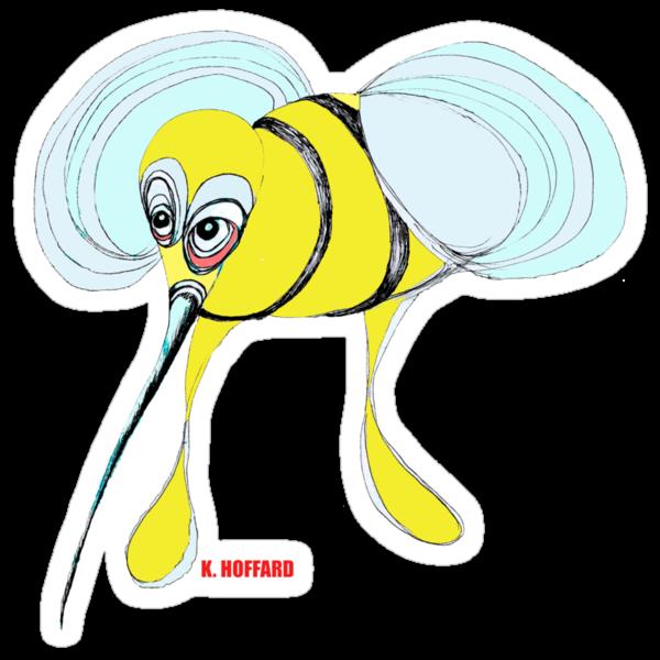 Bee by Hoffard