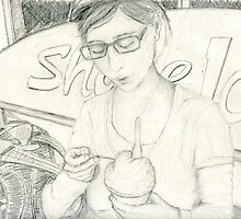 Shave Ice by Joanna Soyka