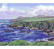 Kerry Coast Photographic Print
