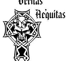 Veritas Aequitas  / Truth Justice by TAZZ055
