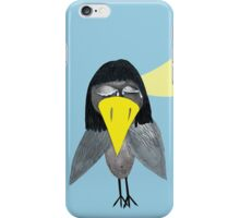 raven and moon iPhone Case/Skin
