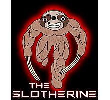 The Slotherine Photographic Print