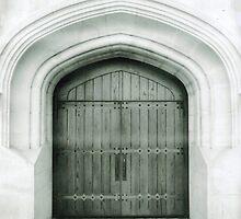 The Door by Clayton  Turner