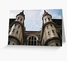 City Hall Philadelphia: Interior 2 Greeting Card
