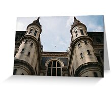City Hall Philadelphia: Interior 2 Greeting Card