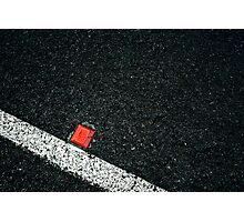 Road Art No 1 Photographic Print