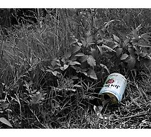 Road Art No 2 Photographic Print