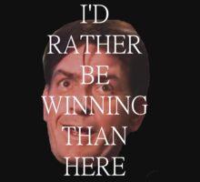 charlie sheen is winning by kdog5611