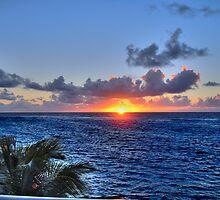 St Croix Sunrise - HDR by Denatured