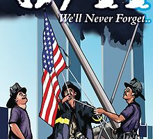 8/11 We'll Never Forget. by FatAnkle