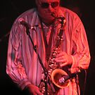 Wilbur Wilde ... Master of the Sax by andrew peters