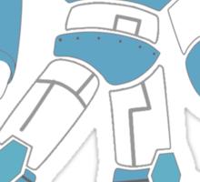 Hiro's Robot T-Shirt Sticker