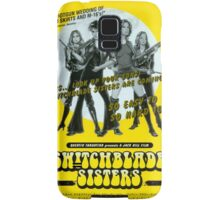 Switchblade Sisters Samsung Galaxy Case/Skin