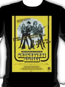 Switchblade Sisters T-Shirt