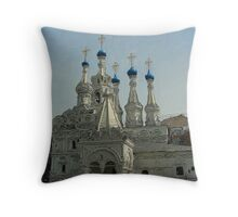 Around Moscow3d Throw Pillow