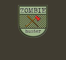 Zombie hunter shield logo Unisex T-Shirt