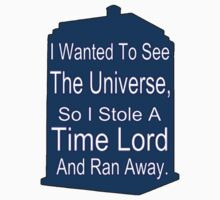 I Stole A Time Lord by littlepupapan