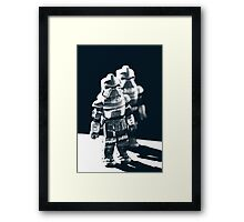 By your command Framed Print