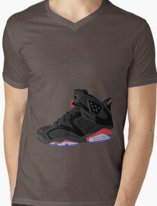 Infrared Mens V-Neck T-Shirt