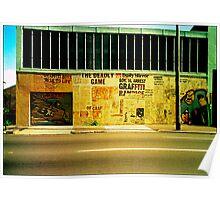 graffitti rampage Poster
