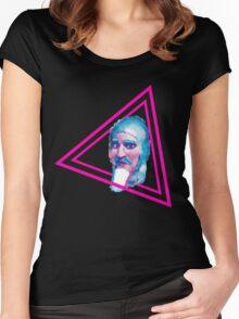 Noel Fielding's Fantasy Man Women's Fitted Scoop T-Shirt