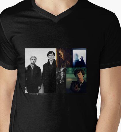 Kinship Mens V-Neck T-Shirt