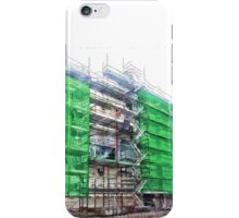 Clothed in Green   iPhone Case/Skin