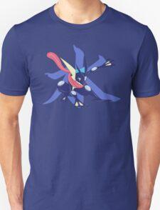 Greninja with Water Kanji T-Shirt