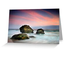 Redhead at Dusk Greeting Card