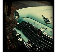 OLD CAR Photographic Print
