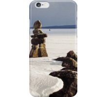 Inukshuk Spirit iPhone Case/Skin