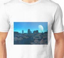 Evening on Vhar Unisex T-Shirt