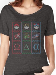 The Alpha, Omega and Delta Women's Relaxed Fit T-Shirt