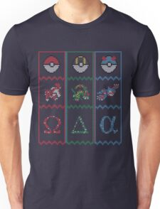 The Alpha, Omega and Delta Unisex T-Shirt