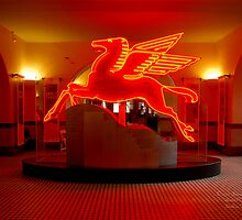 Pegasus by Kenneth Fugate