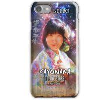 Sayonara: To The Stars iPhone Case/Skin
