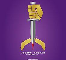 Literary Classics Illustration Series: Julius Caesar by wata1989