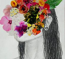 """""""Colorful Cluttered Mind"""" by Aly Stinson"""