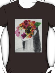 """""""Colorful Cluttered Mind"""" T-Shirt"""