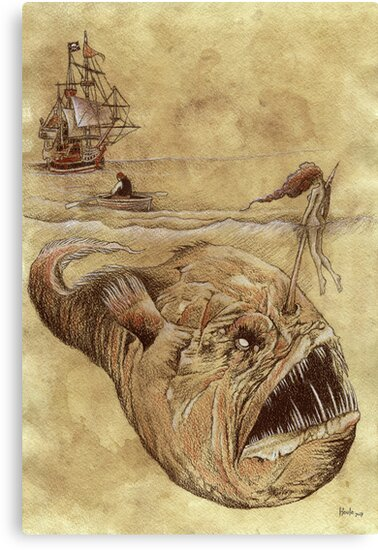 The Ship Eater by John Houle
