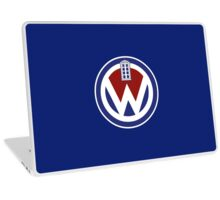 WHOVIAN INSIDE  Laptop Skin