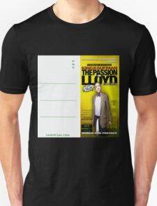 King Kaufman: The Passion of Lloyd (2008) - Movie Poster Postcard Unisex T-Shirt